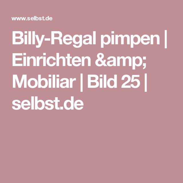 Billy-Regal pimpen | Einrichten & Mobiliar | Bild 25 | selbst.de