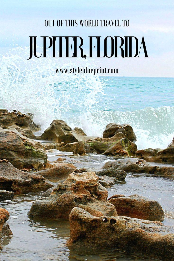 48 Hour Guide to Jupiter, FL. #travel #vacation #destination #summer #florida #jupiter #ocean #waves #48hours #styleblueprint Image: Blowing Rocks Preserve