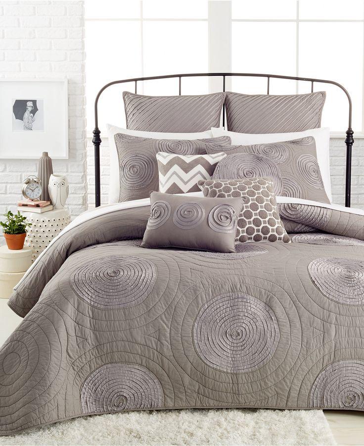 26 best macy 39 s images on pinterest bedroom ideas bedspreads and bed bath. Black Bedroom Furniture Sets. Home Design Ideas