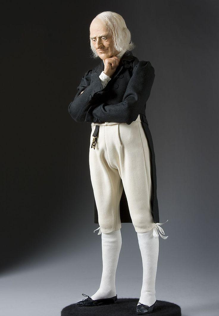 Джеймс Мэдисон (1751 — 1836) — американский государственный деятель, четвёртый президент США, один из ключевых авторов Конституции США и Билля о правах