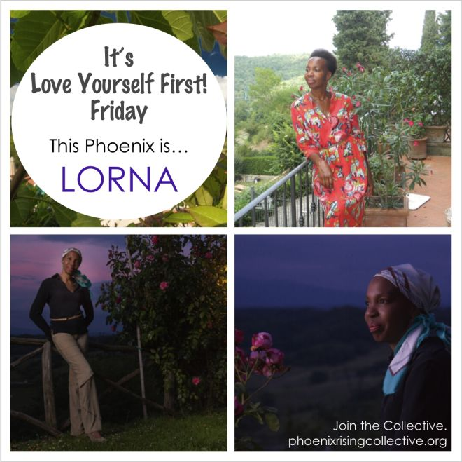 Lorna Currie, the owner was featured on the website for the nonprofit, Phoenix Rising Collective...
