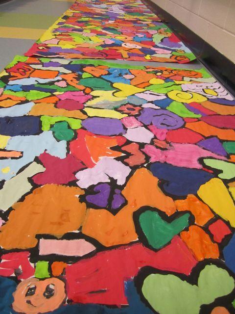 Les 154 meilleures images propos de coin des artistes for Ecole d art mural