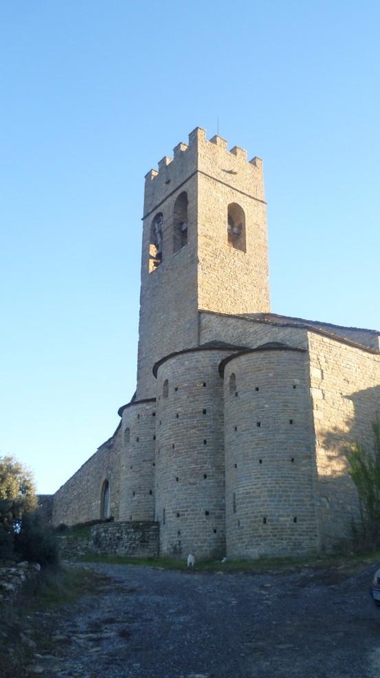 Muro de Roda (Huesca)