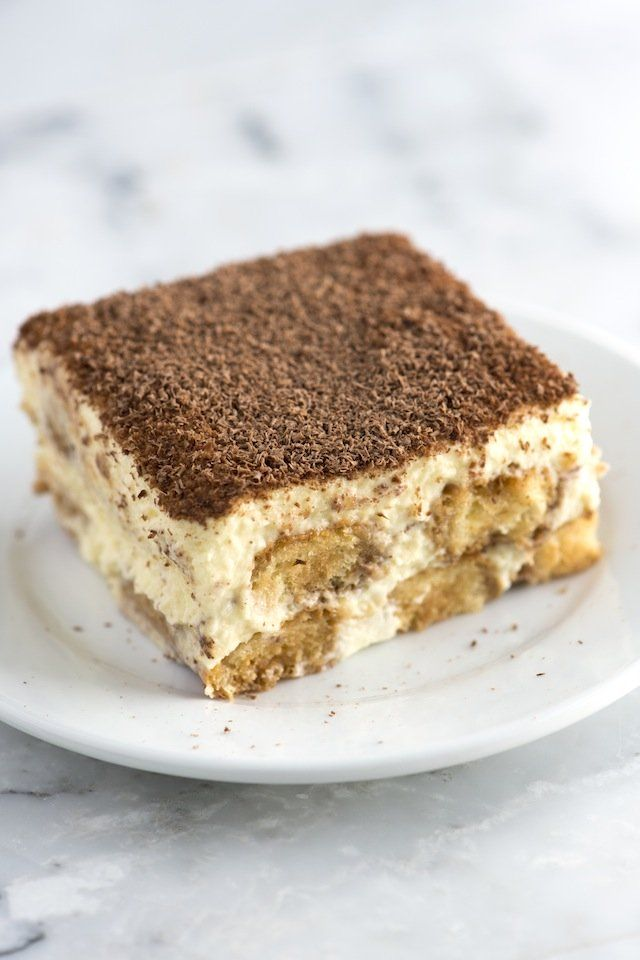 Tiramisu Recipe and Video from www.inspiredtaste.net #recipe #tiramisu