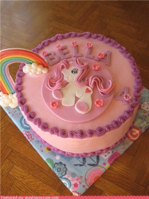 Eve picked this by her self. my little pony cake | Epicute: My Little Pony Birthday Cake - Cheezburgery hr
