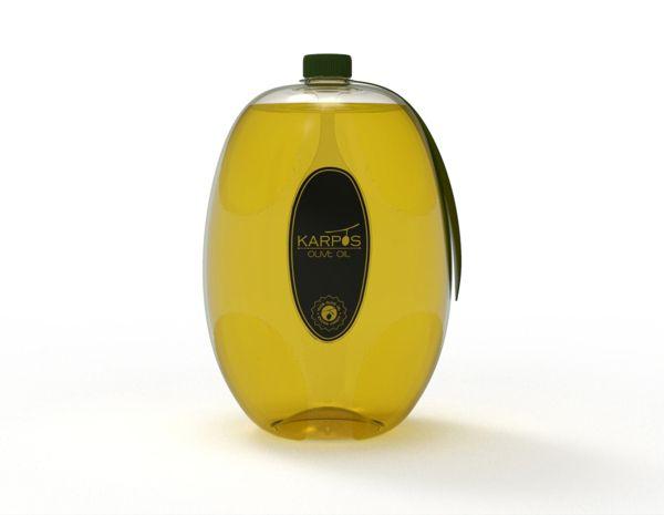Olive Oil Bottle by Dorian Tsatsais
