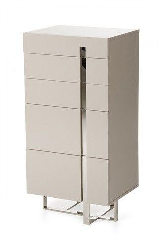 Modrest Voco Modern Grey Chest by VIG Furniture