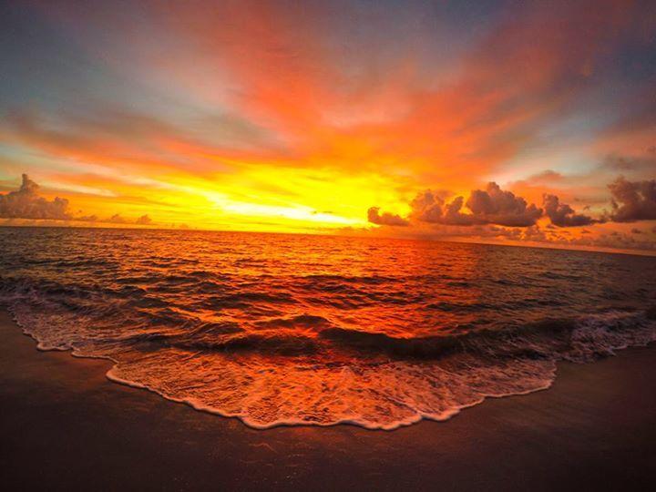 Best FLORIDA SUNSETS AND SUNRISES Images On Pinterest - Sunrise looks like mars