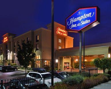 Hampton Inn & Suites Tacoma-Mall Hotel, WA - Hotel Exterior