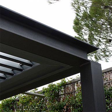 Terraza metalica buscar con google terrazas for Terrazas metalicas
