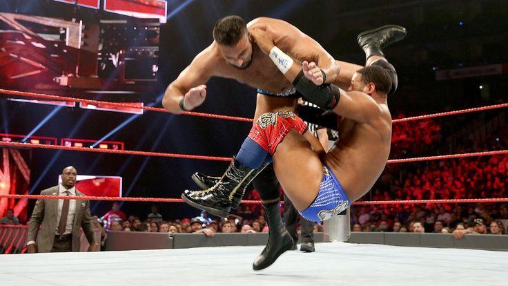 Darren Young vs. Jinder Mahal
