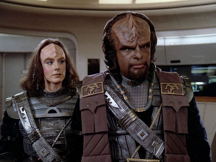 Klingonen Frau