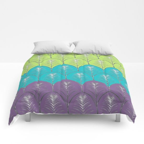 https://society6.com/product/leaves-upon-leaves-pattern_comforter?curator=bestreeartdesigns.  $99