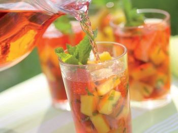 Vruchtenbowl product foto - met Zonnigfruit