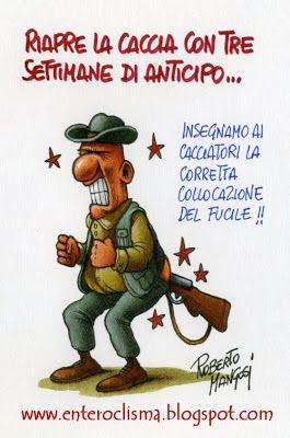 """""""Il Mondo in una vignetta"""" di Roberto Mangosi: Un amichevole suggerimento.."""