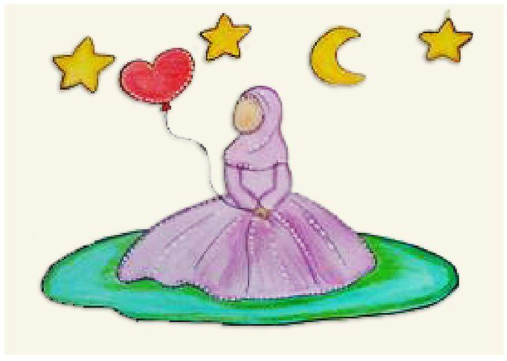 LE TRESOR D'AYA ,Livre gratuit à imprimer et colorier,sur le thème du Coran
