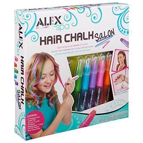 Spa Hair Chalk Hair Dye Accessories Salon Hair Chalk 24 #HairChalk24