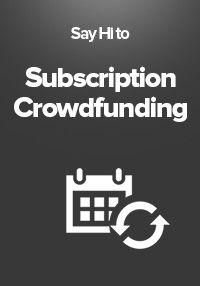 Crowdfunding Creativity