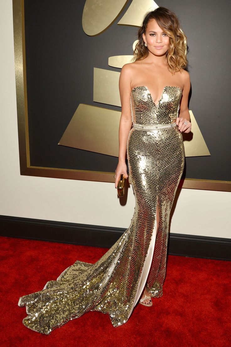 Christy Teigen looked amazing!