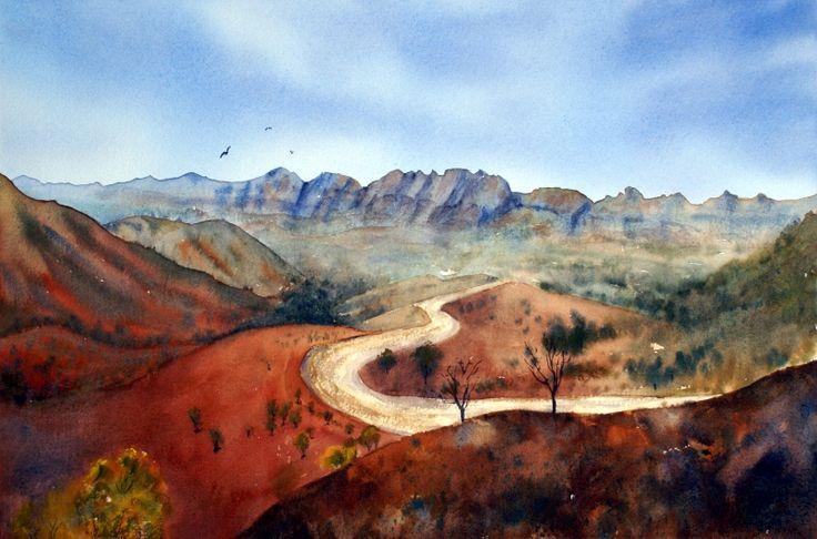 Joe Cartwright - Flinders Ranges