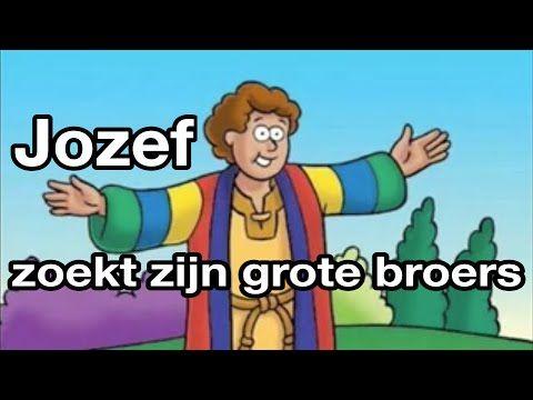 Jozef zoekt zijn grote broers (met tekst) - bijbelliedje - YouTube