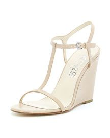 Michael Kors Ruby Wedge; I think I need these for all of the weddings I have to go to this summer!