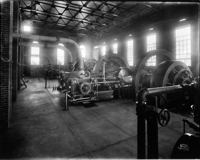 Power Plant ~ Colorado Springs Colo ~ 1899 Built completely by Tesla himself!