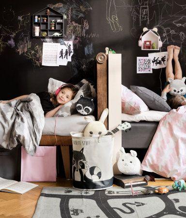 Opbergbox | Lichtroze | Home | H&M NL
