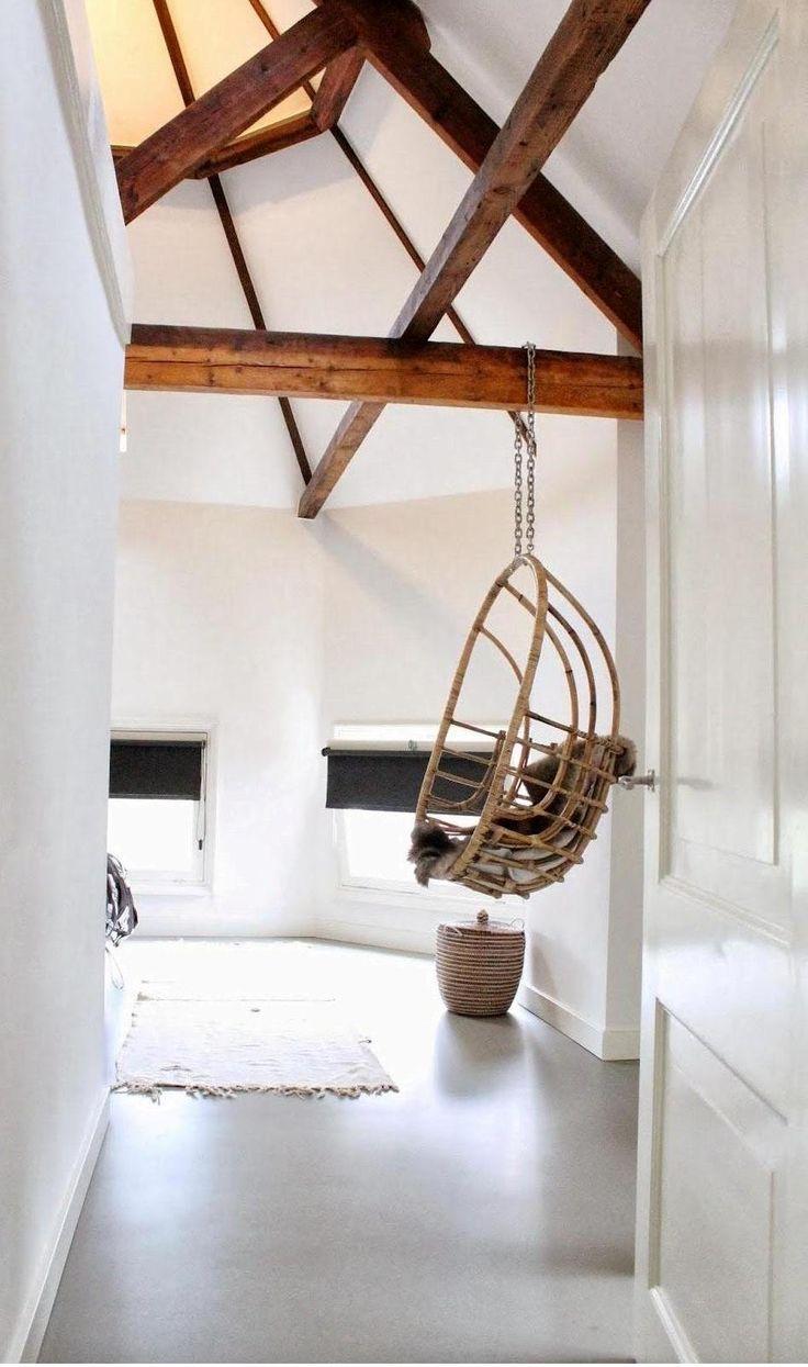 mooie ruimte voor Swing chair