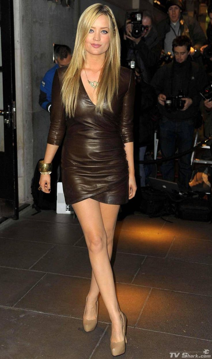 Laure Whitmore Leather Skirts 3 Pinterest Posts