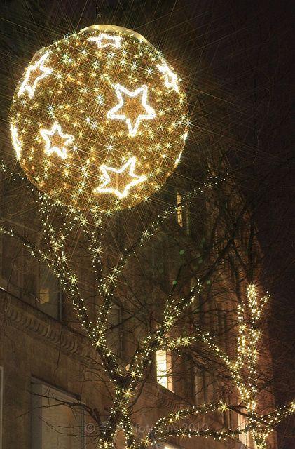 Christmas in Essen, Germany