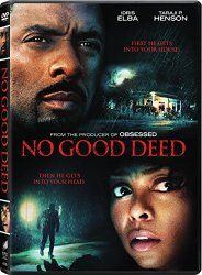 Caratulas de CD y DVD: No Good Deed