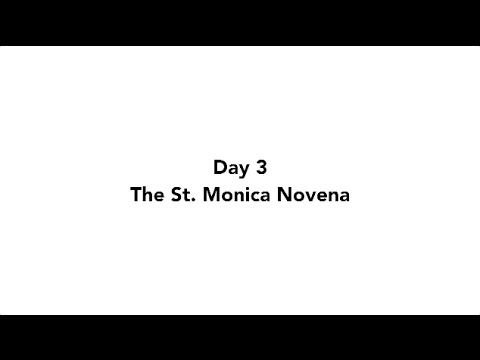 http://www.praymorenovenas.com/st-monica-novena/ Join us for Day 3 of the St…