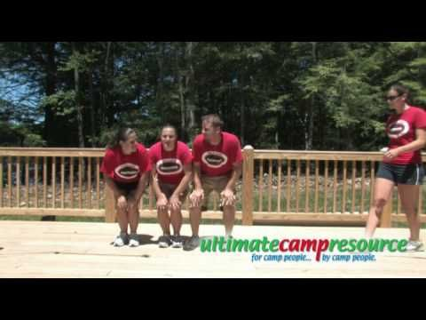 Invisible Bench Camp Skit - Ultimate Camp Resource