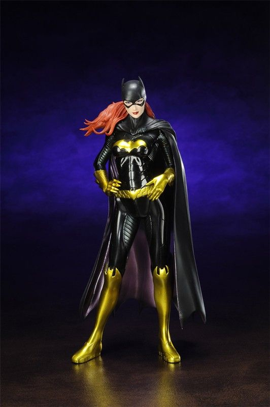 Batgirl (The New 52) 1/10 DC Comics ARTFX+ PVC Statue 18 cm