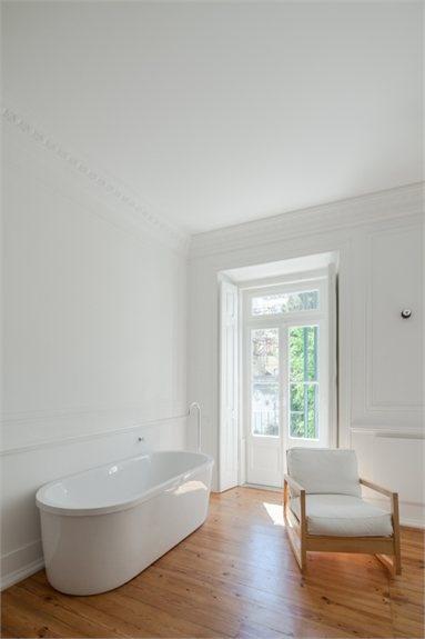 #Apartment renovation - Imprensa à Estrela - #Lisbon, #Portugal - 2012 - Marco Arraiolos #architecture #design #interiors  João Morgado | Architectural Photography | www.joaomorgado.com