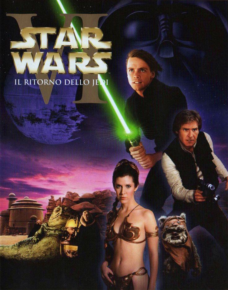 Citazioni, frasi celebri e dialoghi famosi tratti dal film Guerre Stellari - Il ritorno dello Jedi
