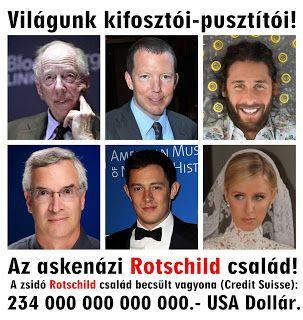 Deli Károly MIÉP Országos Alelnök blog oldala: Nemcsak a világ pénzkezelése van a kezükben, hanem...