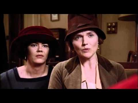 Enchanted April: Miranda Richardson and Josie Lawrence and both wonderful in this sweet, quiet movie. From dreary, rainy London to sun-drenched Italy, it will make you long to return to a time and place you've never been.
