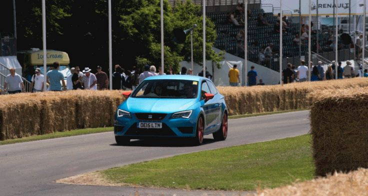 Goodwood Festival of Speed 2015 - DAY TWO Gallery + Action GIFS