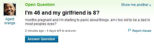 Trolling Yahoo Answers like a bossHeart Attack, Gotta Funny, Minis Dog Qu, Miniatures Heart, Funny Tweets, My Girlfriends, Funny Stuff, Minis Heart, Funny Shiz