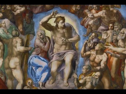 Иисус Христос  в творчестве  Микеланджело. Лекция по истории искусства