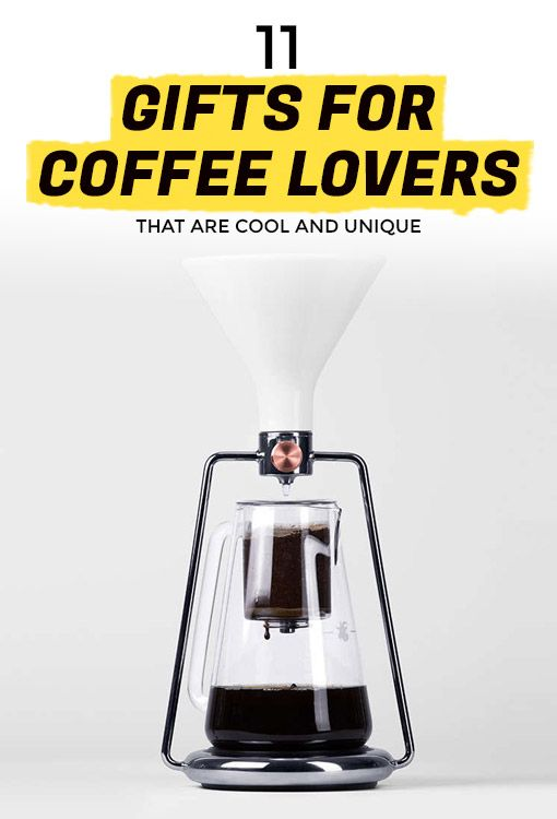 The Best Gifts for Every Coffee Lover in Your Life | Extra Crispy