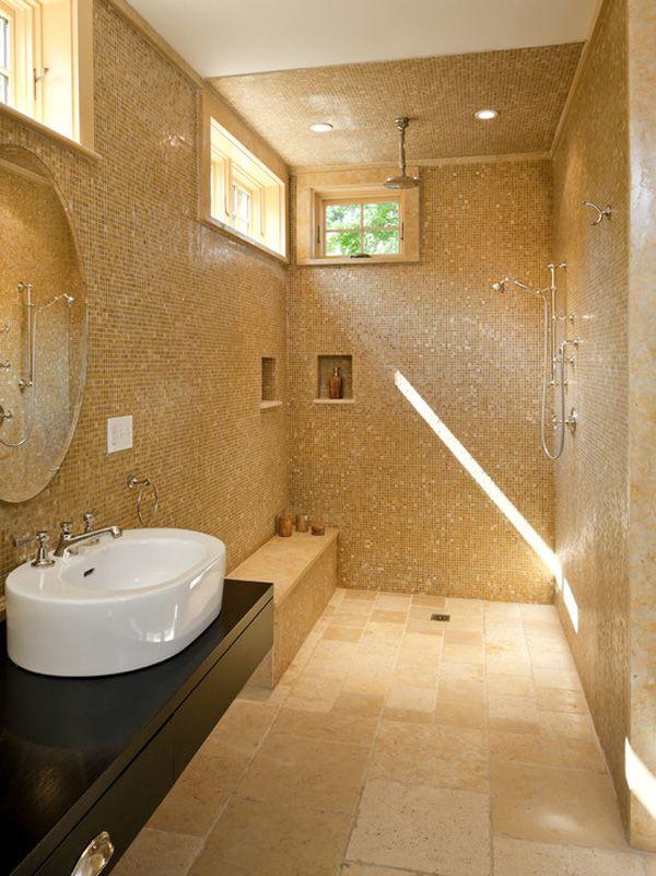 Small Wet Room Bathroom Design | Wet Room | Bathroom Design | Bath Tile  Ideas Part 98