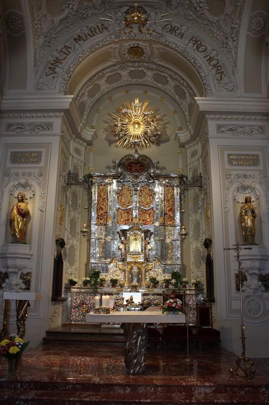 Otevření baziliky na Svaté Hoře - Radio Proglas