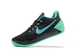 ade273615e1 Men s Nike Kobe 12 EP Flyknit AD Black Green boys Basketball Shoes ...
