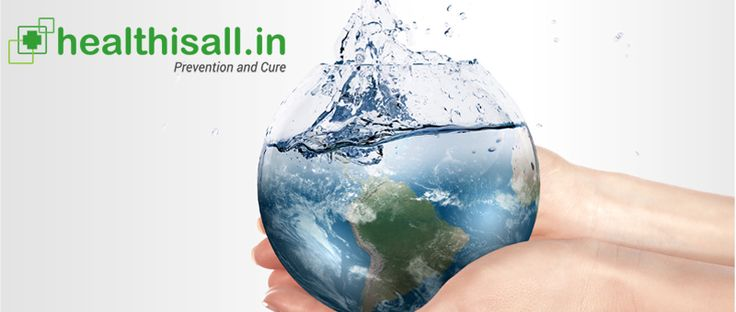 Water – The Elixir Of Life