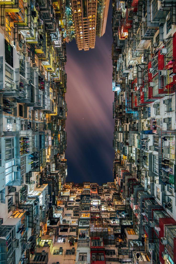 Hong Kong Housing in Quarry Bay