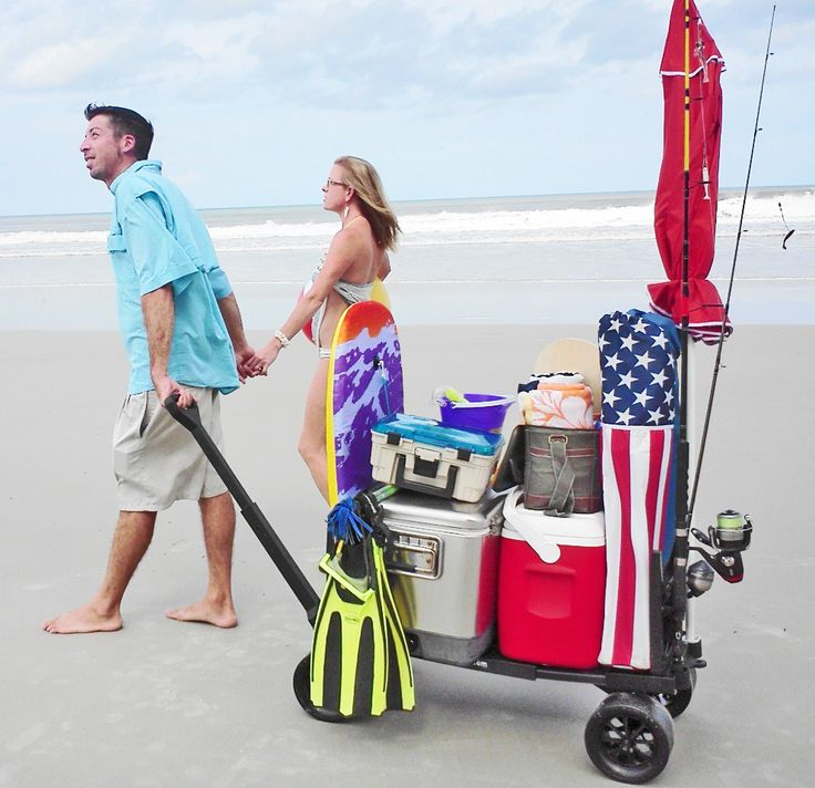 8 best beach carts images on pinterest beach basket for Fishing stuff for kids