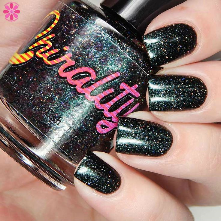 Chirality Nail Polish We Are The Night Collection